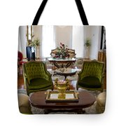 Formal Dining Room Tote Bag