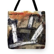 Formation. Abstract World Tote Bag