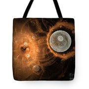 Formation Of New Planets Tote Bag