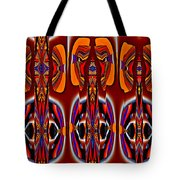 Forms 24 Tote Bag