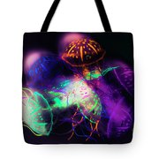 Forms And Merger Tote Bag