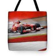 Formula 1 British Grand Prix Tote Bag