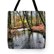 Forrest In The Deep Tote Bag
