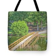 Forrest Lakes Tote Bag