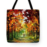 Forrest Of Dreams Tote Bag