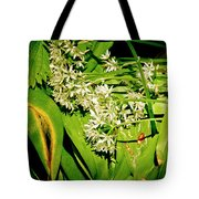 Forest's Gift. Bear's Garlic. Tote Bag