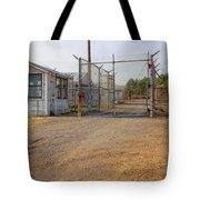 Fort Chaffee Prison Tote Bag