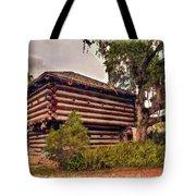 Fort Christmas Florida Tote Bag
