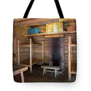 Fort Clatsop Living Quarters Tote Bag