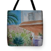 Fort Entrance Tote Bag