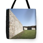 Fort Frederick In Maryland Tote Bag