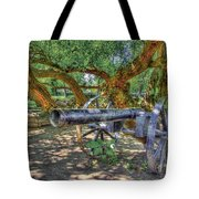 Fort Harrod Cannon Tote Bag