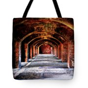 Fort Jefferson Tote Bag