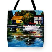 Fort Lauderdale - Florida Tote Bag