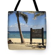 Fort Lauderdale Beach Tote Bag