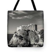 Fort Lavrijenac Tote Bag