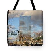 Fort Lee Hi Rise Tote Bag