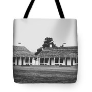 Fort Living Tote Bag