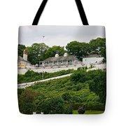 Fort Mackinac Tote Bag