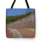 Fort Macon Tote Bag