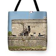 Fort Matanzas Tote Bag