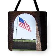 Fort Mchenry Star Spangled Banner Tote Bag