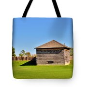 Fort Meigs Tote Bag