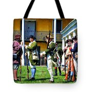Fort Mifflin - Philadelphia Tote Bag