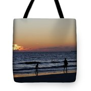 Fort Myers Beach Florida Iv Tote Bag