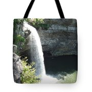 Fort Payne Waterfall Tote Bag