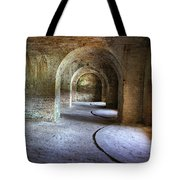 Fort Pickens 3 Tote Bag