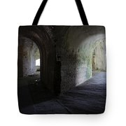 Fort Pickens Corridor 2 Tote Bag
