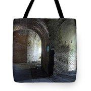 Fort Pickens Corridors Tote Bag