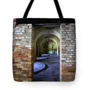 Fort Pickens Interior Tote Bag