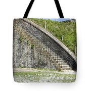 Fort Pickens Stairs Tote Bag