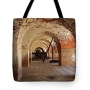 Fort Pulaski II Tote Bag