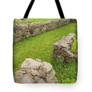 Fort Ridgely Remains 2 Tote Bag