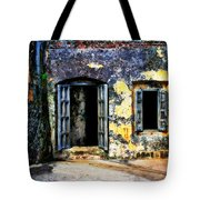 Fort San Juan Tote Bag