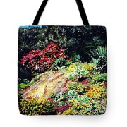 Fort Tryon Park Tote Bag