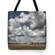 Fort Union New Mexico Tote Bag