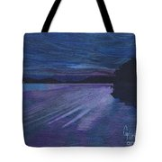 Fort Walton Florida Tote Bag