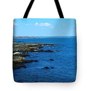 Fort Williams Park Tote Bag