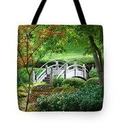 Fort Worth Botanic Garden Tote Bag