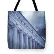 Fort Worth Impressions Post Office Tote Bag