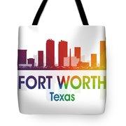Fort Worth Tx Tote Bag