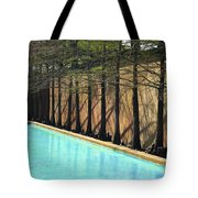 Fort Worth Water Gardens - Quiet Pool Tote Bag