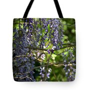 Fortress Of Peace Tote Bag
