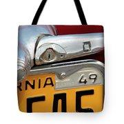 Forty Niner Tote Bag