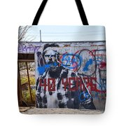Forty Years Tote Bag