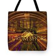 Forum Shops - Las Vegas Tote Bag